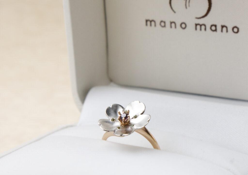 T様ご夫妻の婚約・結婚指輪